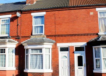 2 bed terraced house for sale in Clarence Avenue, Doncaster DN4