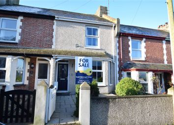 Thumbnail 3 bed terraced house for sale in Bramble Hill, Bude, Cornwall