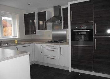 Thumbnail 3 bed detached house to rent in Doulton Close, The Heath, Warrington