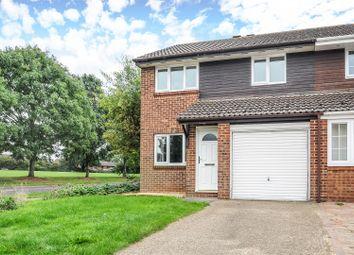 Thumbnail 3 bedroom property for sale in Woodrush Crescent, Locks Heath, Southampton