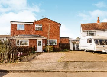 Thumbnail 4 bed detached house for sale in Brownes Way, Hallow, Worcester