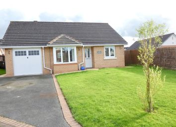 Thumbnail 2 bed detached bungalow for sale in Threaplands, Cleator Moor, Cumbria