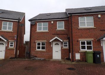 Thumbnail 3 bed end terrace house for sale in Old Engine Close, Mirfield