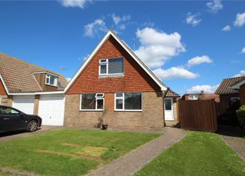 Thumbnail 3 bedroom detached bungalow for sale in Alfriston Close, Broadwater, Worthing
