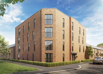 "Thumbnail 2 bed flat for sale in ""Gregory"" at King's Haugh, Peffermill Road, Edinburgh"