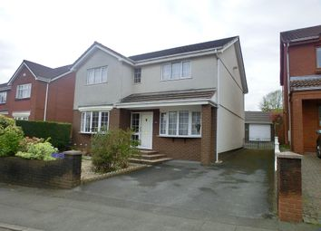 Thumbnail 4 bedroom detached house for sale in Belgrave Road, Gorseinon, Swansea.