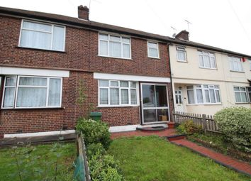 Thumbnail 3 bed terraced house to rent in Newcombe Park, Wembley