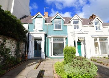 Thumbnail 3 bed terraced house for sale in Vale Street, Denbigh