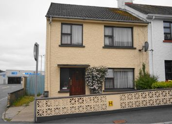 Thumbnail 3 bed end terrace house for sale in Davis Crescent, Omagh