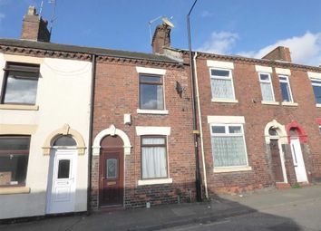Thumbnail 2 bed terraced house for sale in North Road, Cobridge, Stoke-On-Trent