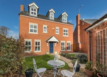 Thumbnail 5 bed detached house for sale in Parrish Close, Bishops Itchington, Southam