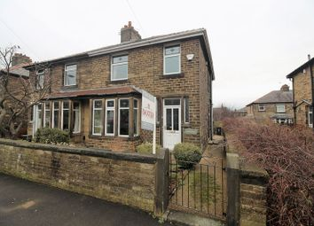Thumbnail 3 bed semi-detached house for sale in Linden Road, Elland