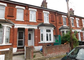 Thumbnail 3 bed terraced house to rent in Raphael Road, Gravesend