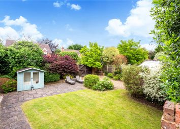 Thumbnail 4 bed detached house for sale in Orchard End, Weybridge, Surrey