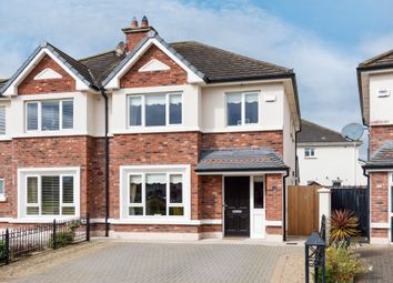 Thumbnail 4 bed semi-detached house for sale in 10 Newcastle Woods Rise, Enfield, Co.Meath