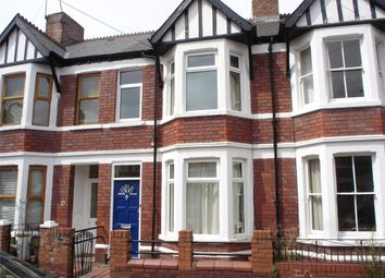 Thumbnail 2 bed terraced house for sale in Bloom Street, Pontcanna, Cardiff, South Glamorgan