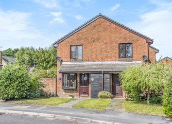 Thumbnail 1 bed semi-detached house for sale in Marigold Close, Crowthorne, Berkshire