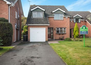 4 bed detached house for sale in The Limes, Bedworth, Warwickshire CV12