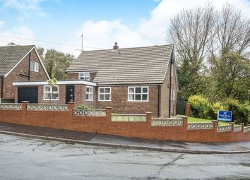 Thumbnail 4 bed detached house for sale in Ashgrove Crescent, Billinge, Wigan