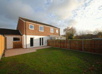 Thumbnail 2 bed semi-detached house to rent in Blacksmiths Way, Old Catton, Norwich