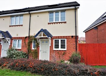 Thumbnail 2 bed end terrace house for sale in Braham Crescent, Watford