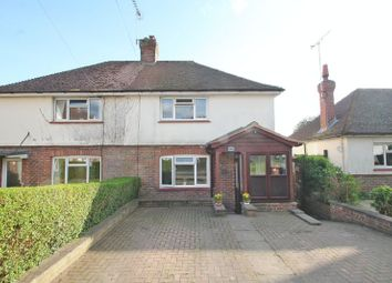 Thumbnail 3 bed semi-detached house for sale in Hoath Meadow, Back Lane, Horsmonden, Tonbridge