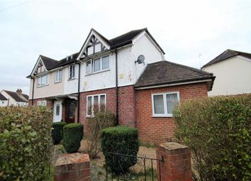 Thumbnail 4 bed semi-detached house to rent in Wescott Way, Uxbridge, Middlesex