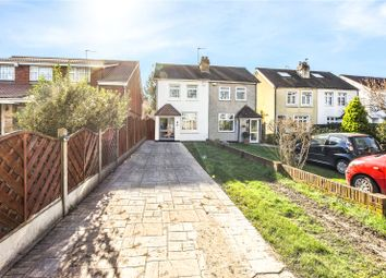 Tile Kiln Lane, Bexley, Kent DA5. 2 bed semi-detached house for sale