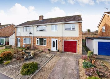 Thumbnail 5 bed semi-detached house for sale in Court Way, Sampford Peverell, Tiverton