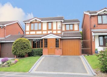 Thumbnail 4 bed detached house for sale in Slingsby, Dosthill, Tamworth
