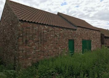 Thumbnail Land for sale in Tollerton, York