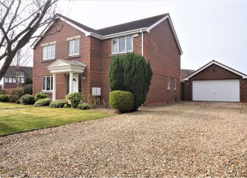 Thumbnail 4 bed detached house for sale in Park Lane, Cleethorpes