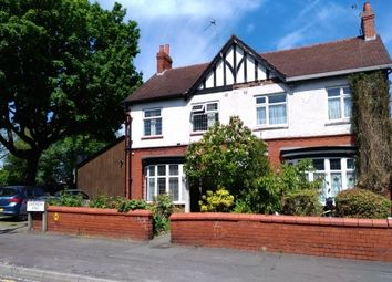 Thumbnail 4 bed semi-detached house to rent in Cavendish Road, West Didsbury, Didsbury, Manchester