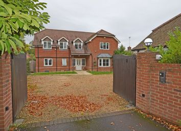Thumbnail 4 bed detached house for sale in The Shrave, Four Marks, Alton