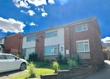 Thumbnail 3 bed semi-detached house for sale in Millbank, Warwick
