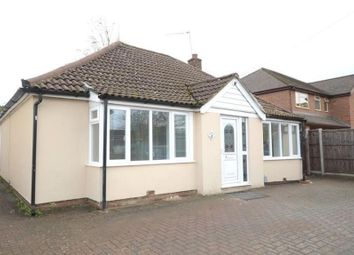 Thumbnail 3 bedroom detached bungalow to rent in Connaught Road, Fleet