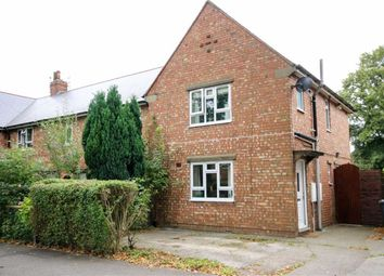 Thumbnail 3 bed property for sale in Browning Drive, Lincoln