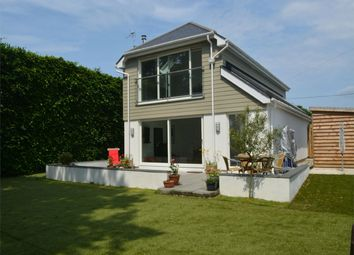 Thumbnail 3 bed detached house for sale in Trewinnard Road, Perranwell Station, Truro, Cornwall