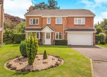 Thumbnail 5 bed detached house for sale in Langsett Drive, Chellaston, Derby, Derbyshire