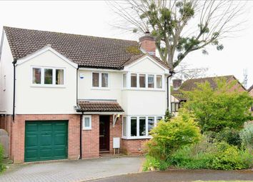 Thumbnail 5 bed detached house for sale in Ross Town, 5 Brookmead, Ross-On-Wye
