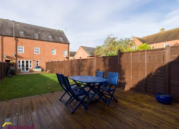 Thumbnail 3 bed town house for sale in Pitmaston Close, Banbury