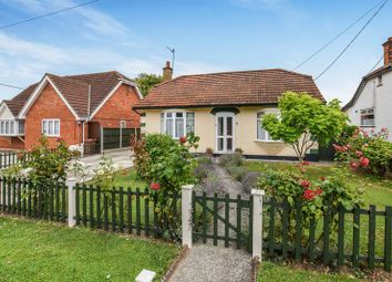 Thumbnail 2 bed detached bungalow for sale in Chamberlain Avenue, Corringham, Stanford-Le-Hope