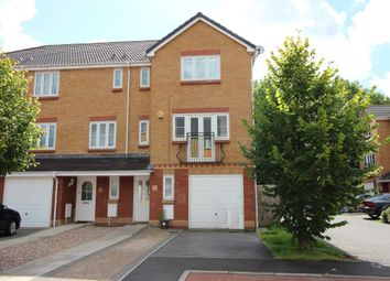 Thumbnail 4 bedroom detached house to rent in Wyncliffe Gardens, Pentwyn, Cardiff
