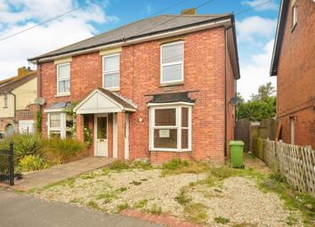 Thumbnail 3 bed semi-detached house for sale in Claremont, Sussex Road, New Romney, Kent