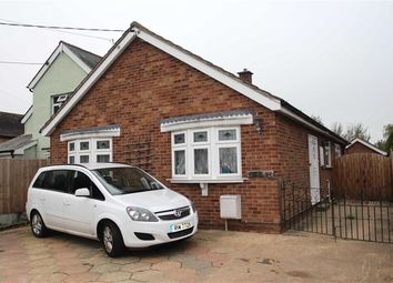 Thumbnail 2 bed detached bungalow for sale in St. Clairs Road, St. Osyth, Clacton-On-Sea