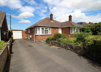 Thumbnail 3 bed detached bungalow for sale in Newtown, Westbury