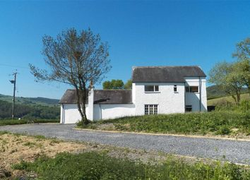 Thumbnail 4 bed detached house for sale in Abergorlech, Carmarthen