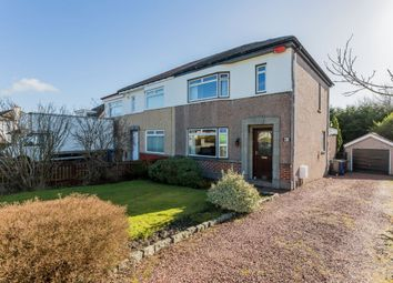 Thumbnail 3 bed property for sale in 43 Newtyle Road, Paisley