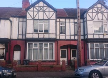 Thumbnail 1 bedroom terraced house to rent in Glencoe Street, Hull