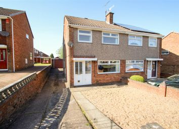 Thumbnail 3 bedroom semi-detached house to rent in Barncroft Road, Chell Heath, Stoke-On-Trent
